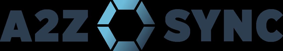 A2Z Sync Logo