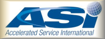 Accelerated Service International Logo