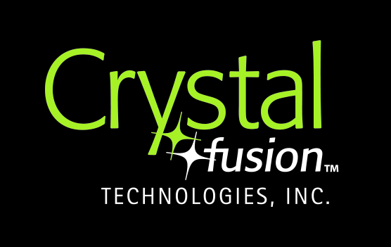 Crystal Fusion Logo