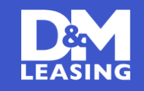 D&M Leasing Logo