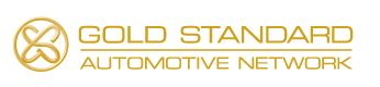 Gold Standard Automotive Netwrok Logo
