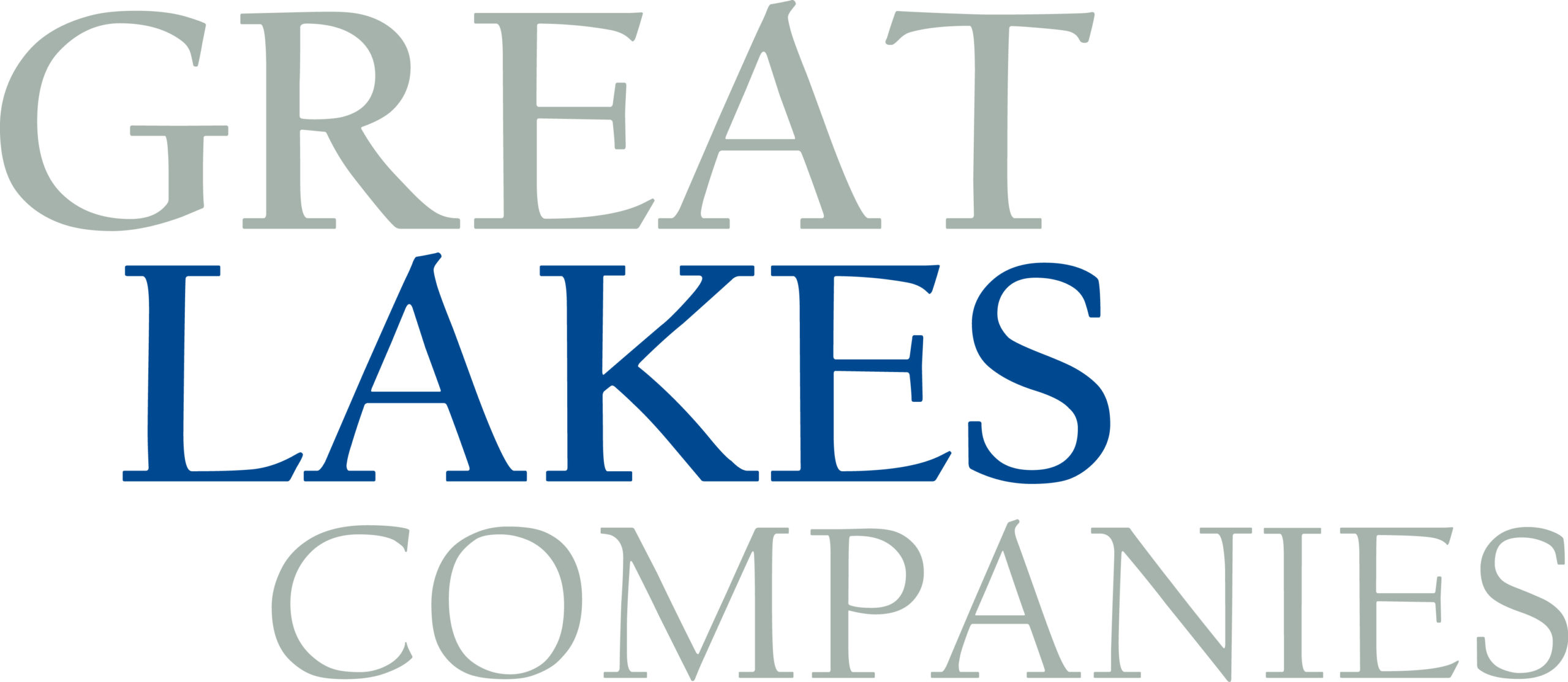 Great Lakes Companies Logo