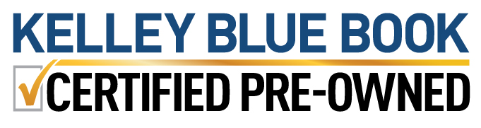 Kelley Blue Book Certified Pre-Owned Logo