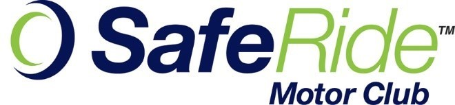 SafeRide Motor Club  Logo