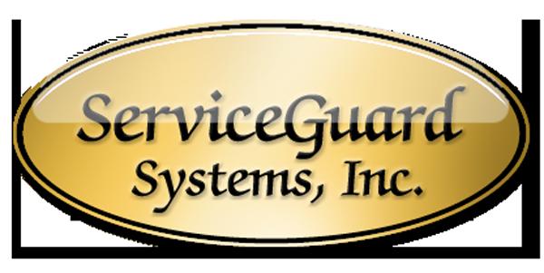 ServiceGuard Systems  Logo