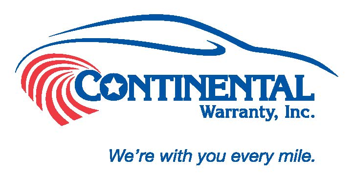 Continental Warranty Logo